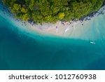 gold coast  queensland... | Shutterstock . vector #1012760938