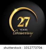 27 years anniversary...