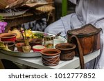 Items Used By Hindu Priest For...