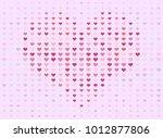 heart in fade heart. fade heart ...   Shutterstock .eps vector #1012877806