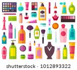 beauty means and decorative... | Shutterstock .eps vector #1012893322