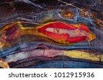 mineral design  macro closeup... | Shutterstock . vector #1012915936
