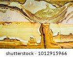mineral design  macro closeup... | Shutterstock . vector #1012915966