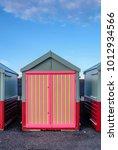 Brighton Beach Hut With A...