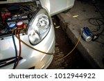 repair service air car system   ... | Shutterstock . vector #1012944922