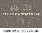 conceptual business...   Shutterstock . vector #1012949236