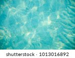 blue background with... | Shutterstock . vector #1013016892
