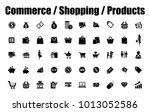 shopping e commerce shopping... | Shutterstock .eps vector #1013052586