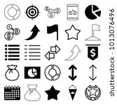 ui icons. set of 25 editable...
