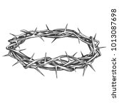 Crown Of Thorns  Easter...