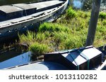 older boats in spain | Shutterstock . vector #1013110282