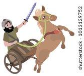 vector illustration of a...   Shutterstock .eps vector #1013129752