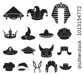 42113acf91008 different kinds of hats black...