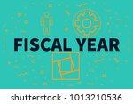 conceptual business... | Shutterstock . vector #1013210536