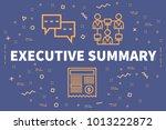 conceptual business... | Shutterstock . vector #1013222872