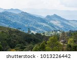 Small photo of Mountain View at Doi Pha Tang in Chiangrai Province, Thailand.