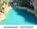 Verdon Gorges Entry