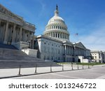 the eastern facade of the... | Shutterstock . vector #1013246722