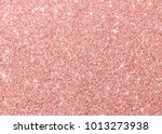 Rose gold pink red glitter...