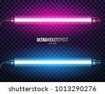 vector image of ultraviolet... | Shutterstock .eps vector #1013290276