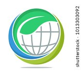 icon logo with the concept of... | Shutterstock .eps vector #1013303092