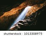 light inside the sterkfontein...