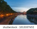 view on vatican  rome | Shutterstock . vector #1013337652