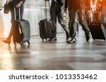 close up of businessman team... | Shutterstock . vector #1013353462