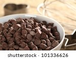 Chocolate Chips Surrounded By...