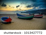 Traditional Fishing Boats On...
