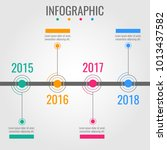 steps infographics   can... | Shutterstock .eps vector #1013437582