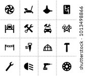 repair icons. vector collection ...