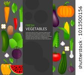 collection of realistic healthy ...   Shutterstock .eps vector #1013500156