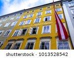 Salzburg  Austria   July 15...