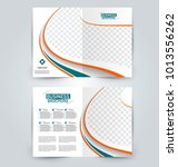 abstract flyer design... | Shutterstock .eps vector #1013556262