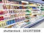 samara  russia   january 27 ... | Shutterstock . vector #1013573008