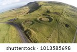 neolithic barrows co antrim... | Shutterstock . vector #1013585698