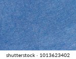 linen fabric denim blue texture.... | Shutterstock . vector #1013623402