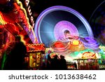 berlin  germany   11 27 2012 ...   Shutterstock . vector #1013638462