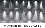 big collection realistic white... | Shutterstock .eps vector #1013671558