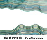 simple stripes texture  wavy... | Shutterstock .eps vector #1013682922