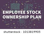conceptual business... | Shutterstock . vector #1013819905