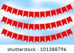 vector illustration of red... | Shutterstock .eps vector #101388796