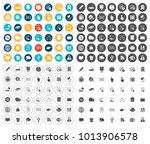 computer icons set | Shutterstock .eps vector #1013906578