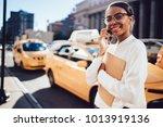 half length portrait of... | Shutterstock . vector #1013919136
