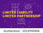 conceptual business... | Shutterstock . vector #1013940406
