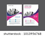 design cover book nice color.... | Shutterstock .eps vector #1013956768