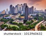 jakarta officially the special... | Shutterstock . vector #1013960632