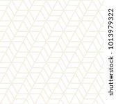 vector seamless subtle pattern. ... | Shutterstock .eps vector #1013979322