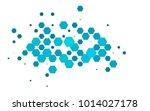light blue vector abstract... | Shutterstock .eps vector #1014027178